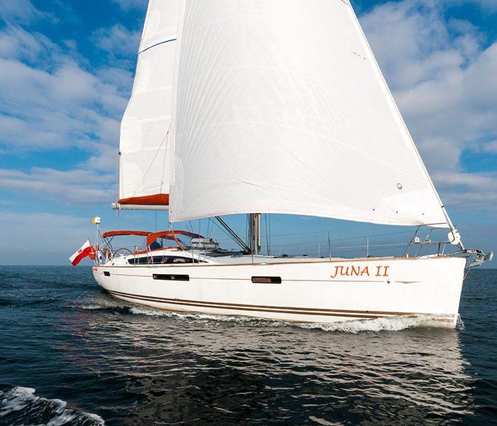 Janneau53 - czarter jachtu