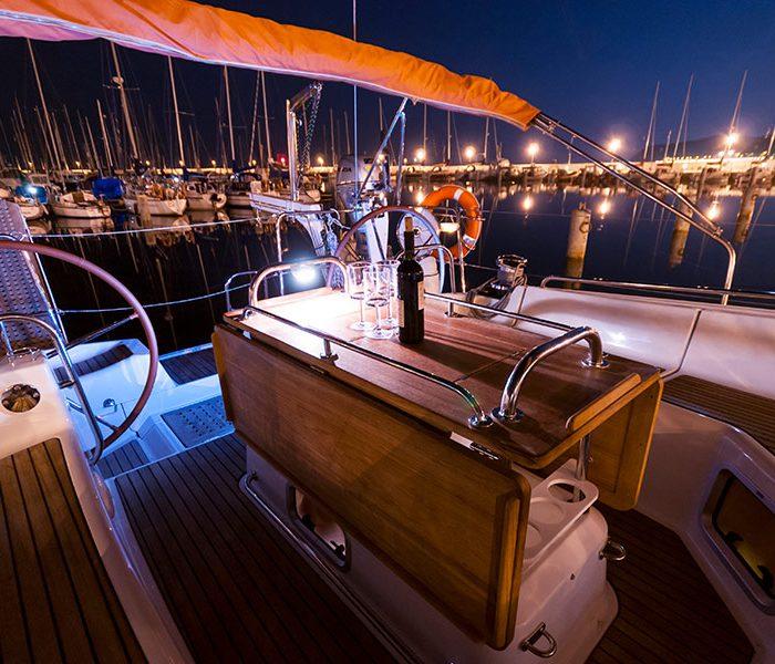 charter jachtu - Europa