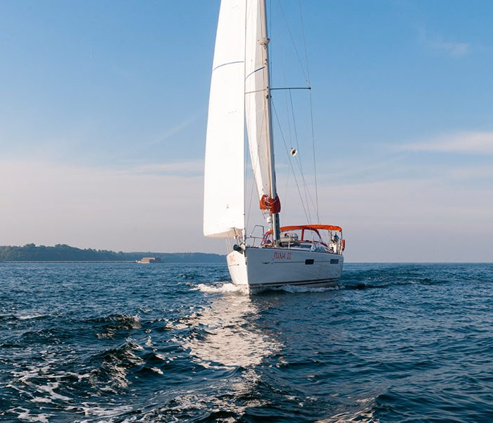 czartery jachtów - Morze Śródziemne